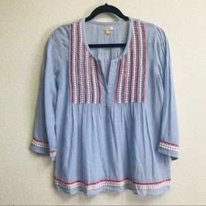 Anthropologie leifsdottir blouse 2